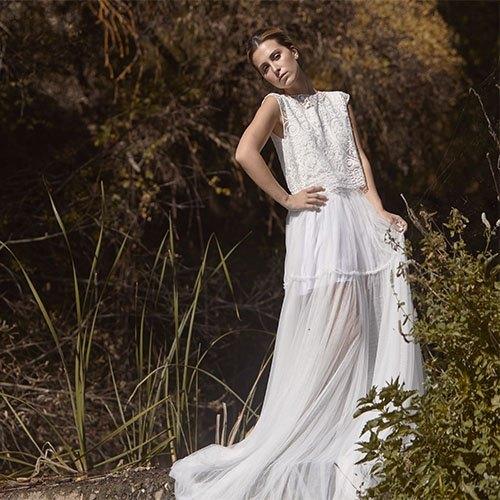 las tendencias que triunfarán en los vestidos de novia este año